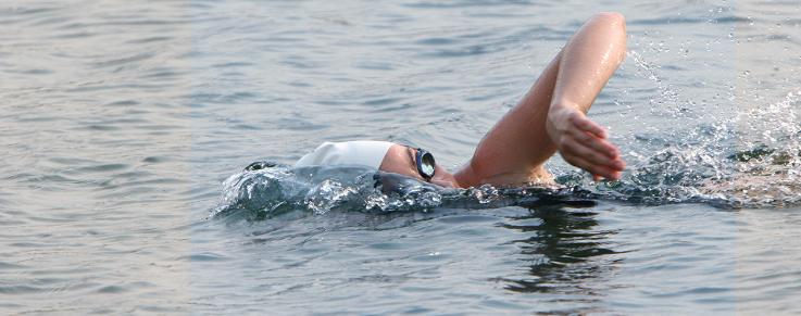 Natation en eau libre : l'entrainement à privilégier